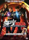Spy Kids All The Time in The World in 4D 2011