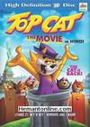 Top Cat The Movie 2011 3D Hindi